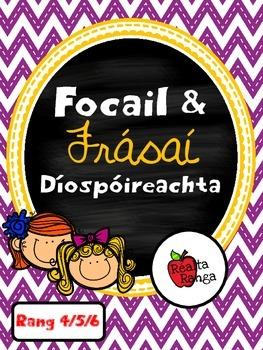 Focail & Frásaí Díospóireachta as Gaeilge // Words & Phras
