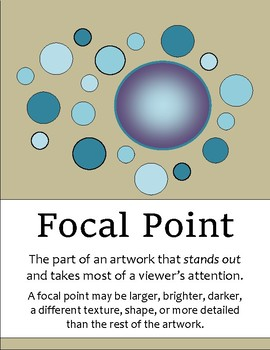 Focal Point Poster