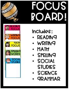 Focus Board