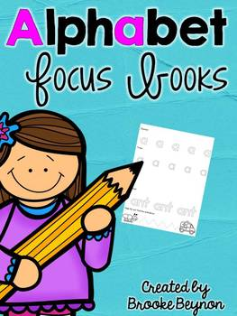 Focus Book - Alphabet