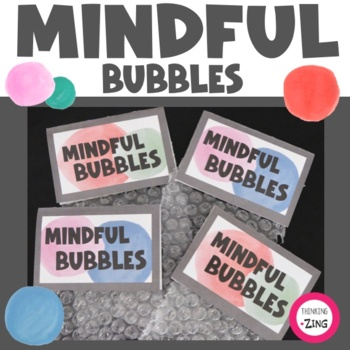 Mindful Bubbles Focus Activity