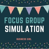 Focus Group Simulation for Market Research (with the Marke