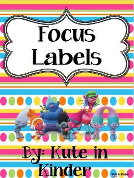 Focus Labels