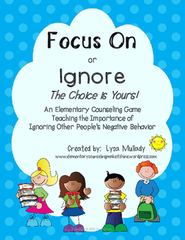 Focus On or Ignore