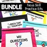 IEP Goal Assessment Kits