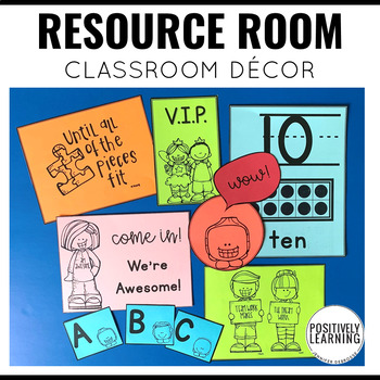 I See Me Culturally Diverse Classroom Decor Bundle