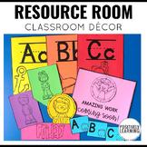 Culturally Diverse Black and White Classroom Decor