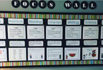 Focus Wall