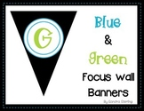 Focus Wall Banners