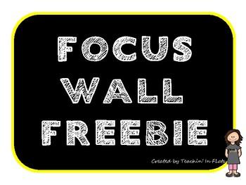 Focus Wall Brights