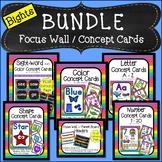Focus Wall Bundle - Brights
