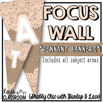 Focus Wall Decor [Shabby Chic/Rustic]
