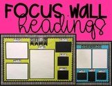 Focus Wall Headings / Titles