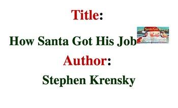 Focus Wall-How Santa Got His Job