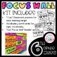 Focus Wall Kit Geometry 6th Grade Math