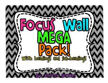 Focus Wall Mega Pack
