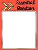 Focus Wall Poster set- Common Board - Standards - Objectives - Common Core