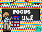 Focus Wall {Reading, Grammar, Writing, Spelling, Math, & More}