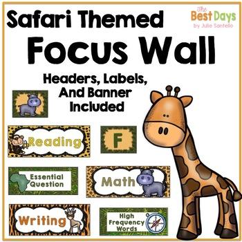 Focus Wall:  Safari