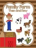 Focus Wall and Centers Family Farm  Second Grade Treasures Common Core