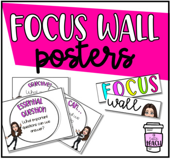 Focus Wall for BTS