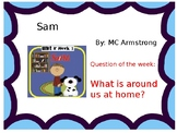 Focus Wall for Reading Street Review unit 1st grade