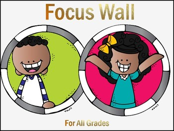 Focus Wall with African American MelonHeadz