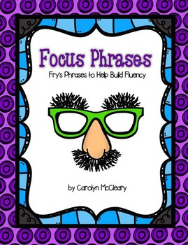 No Prep Focus Words: Practice with the First 100 of Fry's Phrases
