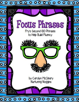 No Prep Focus Words: Practice with the Second 100 of Fry's Phrases
