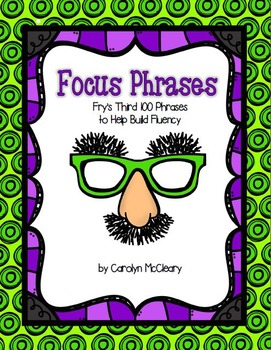 No Prep Focus Words: Practice with the Third 100 of Fry's Phrases
