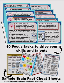 Brain Based Focus Tasks - Increase Attention for Any Topic
