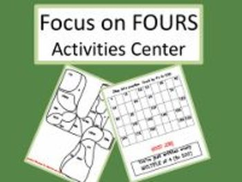 Focus on Fours Activities Center