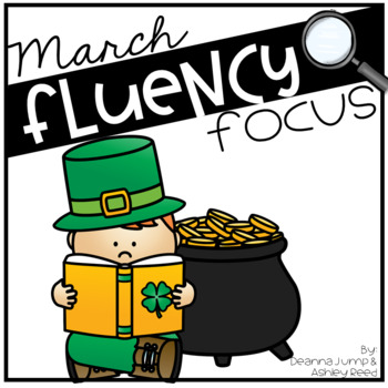 Reading Fluency Focus March