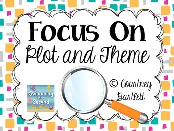 Focus on Plot and Theme by Swimming into Second   Teachers Pay ...