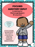 Focused Auditory Input-Listening for Phonology (Cycles)/Sp
