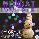 Focused Poetry 3rd Grade: Holidays