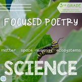 Focused Poetry 3rd Grade: Science
