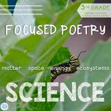 Focused Poetry 3rd Grade: Science