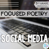 Focused Poetry 3rd Grade: Social Media