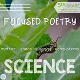 Focused Poetry 5th Grade: Science