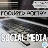Focused Poetry 5th Grade: Social Media
