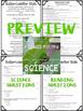 Focused Poetry 4th Grade BUNDLE: Hobbies, Science, Social Media