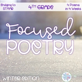 Focused Poetry 4th Grade: Winter Edition