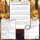 Focused Poetry 4th Grade: Fall Edition
