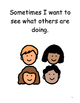 Focusing At School Social Story