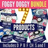 Foggy Doggy Hypernasality Activities Bundle