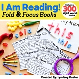 Fold & Focus - Sight Word Mini-Books