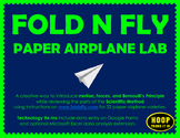 Fold N Fly Paper Airplane Lab