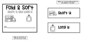 Fold & Sort: Long U and Short U