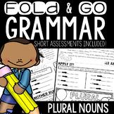 Fold and Go Grammar: Plural Nouns